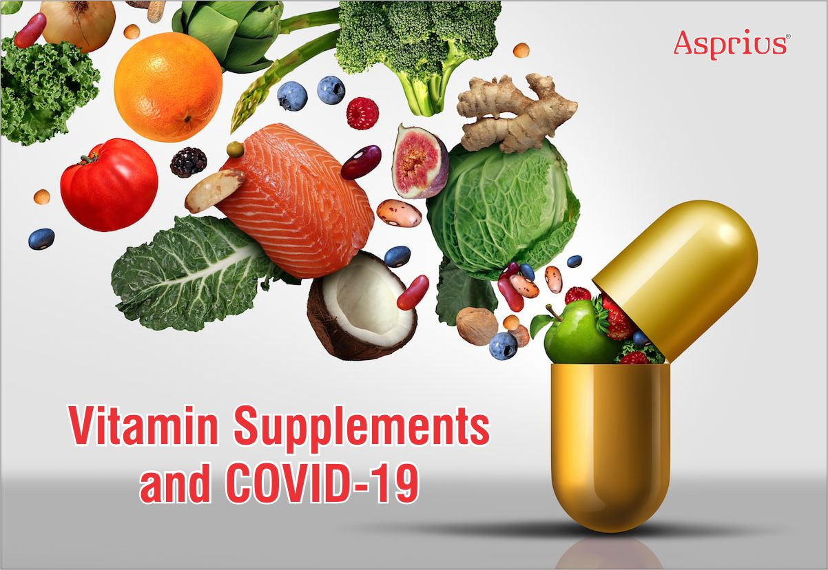 Vitamin supplements and COVID-19