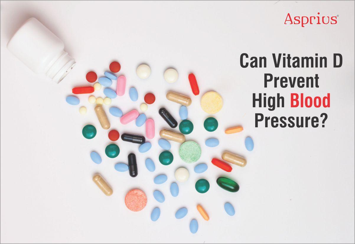 Can Vitamin D Prevent High Blood Pressure?