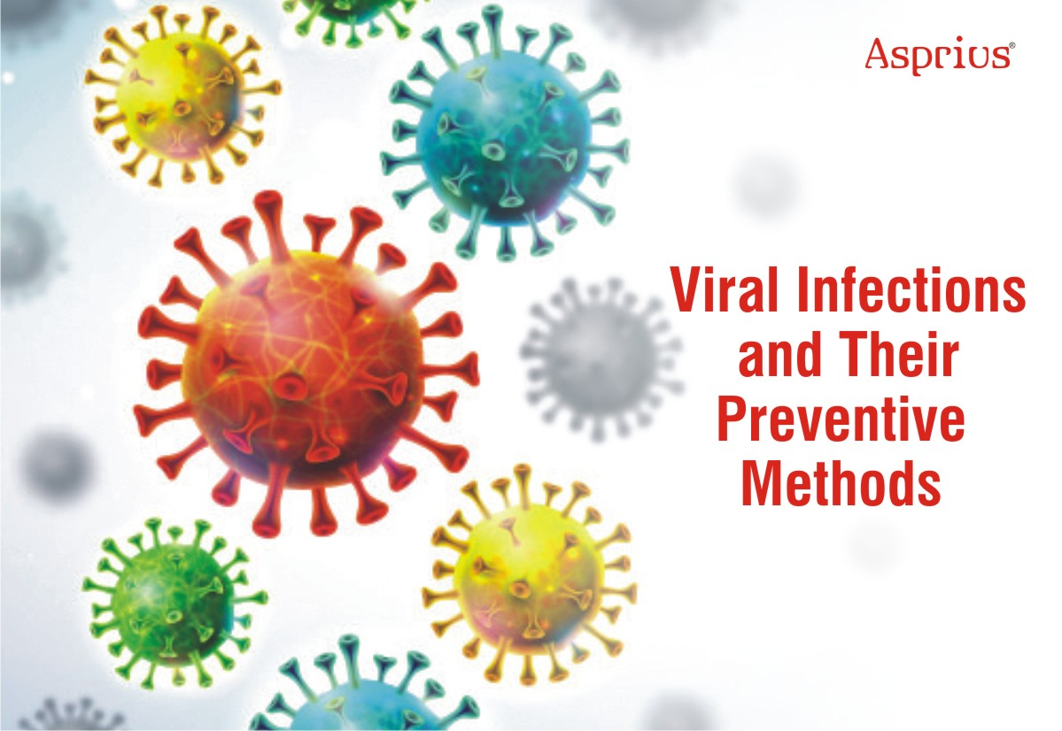 Viral Infections and Their Preventive Methods