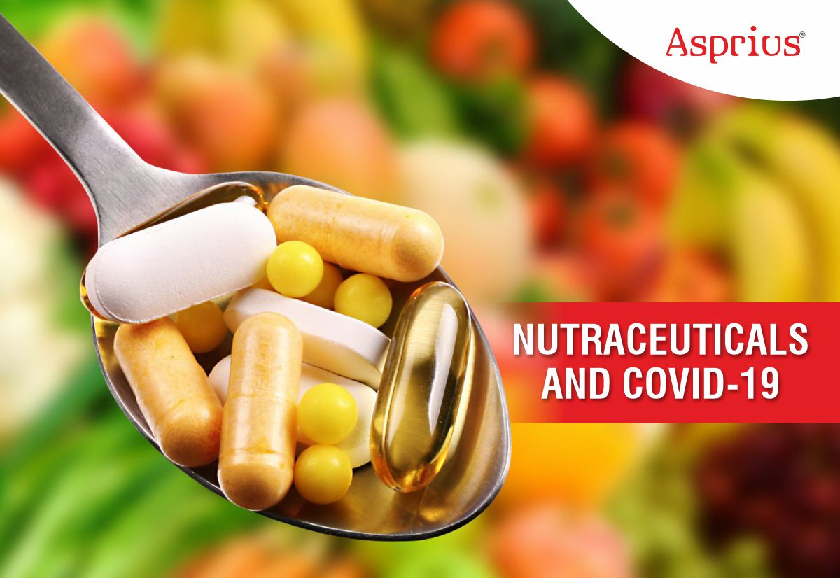 Nutraceuticals and COVID-19