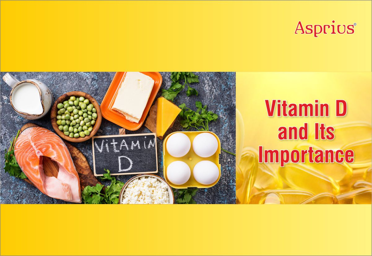 Vitamin D and Its Importance