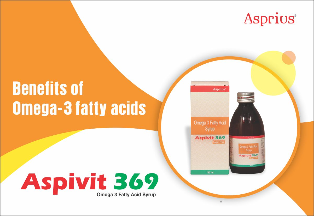 Benefits of Omega-3 fatty acids