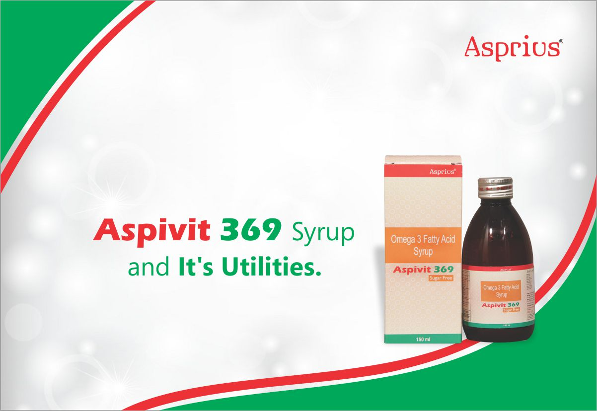 Aspivit-369 Syrup and It's Utilities