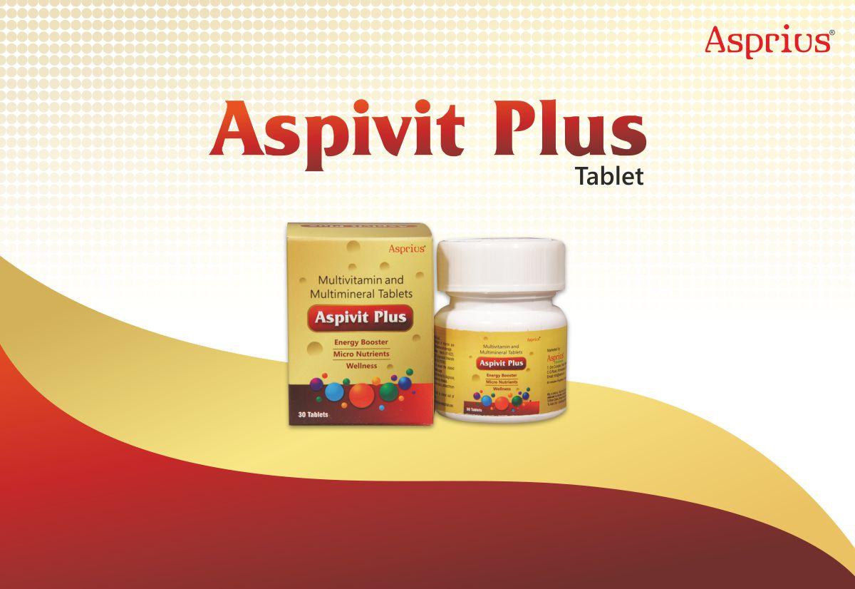 Aspivit-Plus Tablets