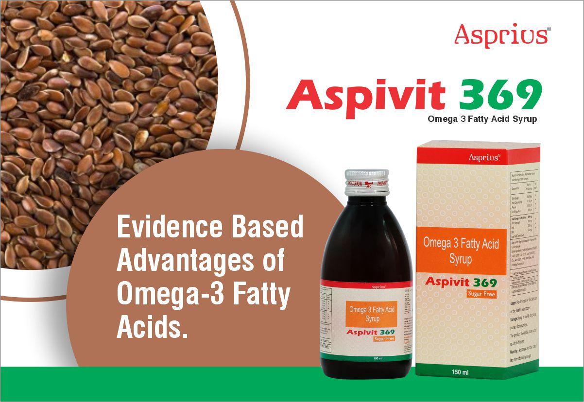 Evidence Based Advantages of Omega-3 Fatty Acids